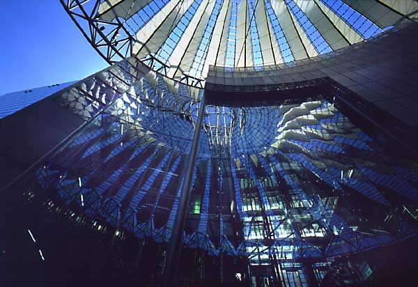 in the eye of sony centre